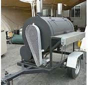 Tank Smoker Further Motorcycle BBQ Grill On Bbq Pit Trailers Designs
