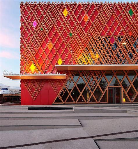 designboom home a architecture jean claude carriere theatre montpellier