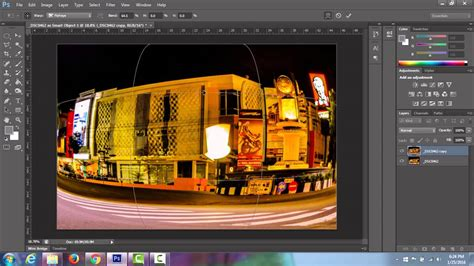 cara edit foto seperti gopro photoshop cara membuat foto efek fisheye seperti gopro tutorial