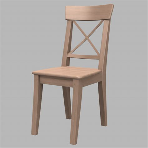 ingolf bench 3d model ingolf chair