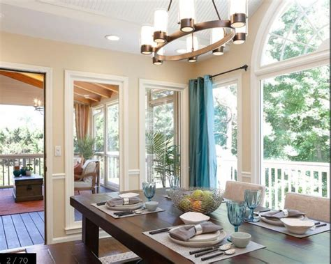 206 best dining rooms cool colors images on pinterest