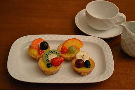candele a forma di dolci set di quattro candele pasticcini per la casa e per te