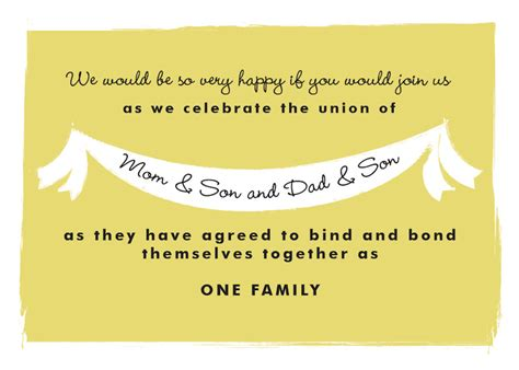 Wedding Quotes Joining Families by Wedding Invitation Wording Wedding Invitation Wording