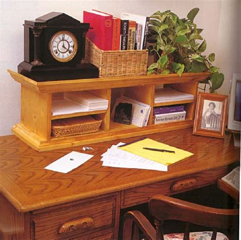 desk organizer woodworking plans desk accessory wood working projects diy woodworking