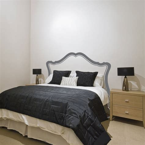 wall decal headboards marianne headboard wall decal