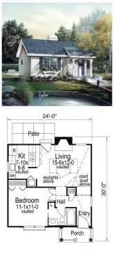 tiny guest house plans cabin colonial cottage country ranch house plan 86955