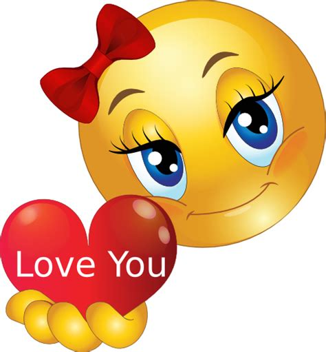 wallpaper emoticon love animated emoticons love clipart best