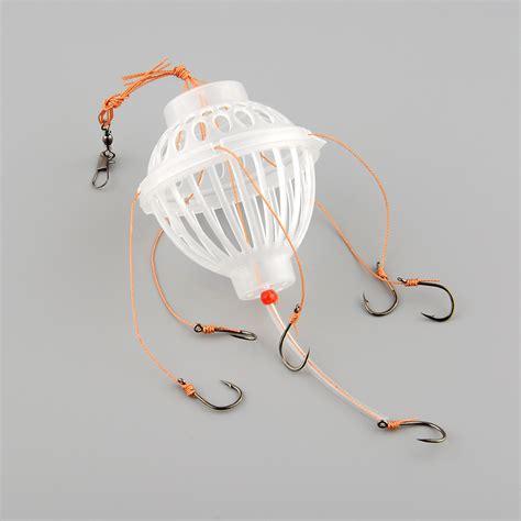Fishing Strong Explosion Hooks carp fishing tackle hook float bobber sea box monsters