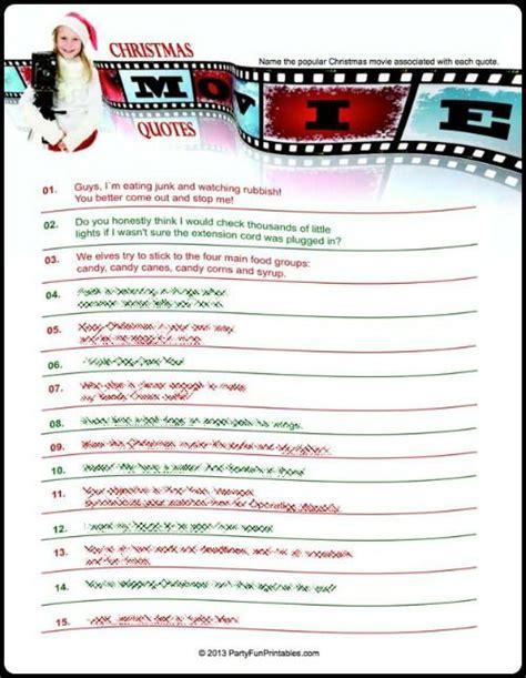film quiz list 17 best ideas about christmas movie trivia on pinterest