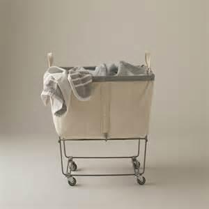 Canvas Laundry Cart Laundry Cart