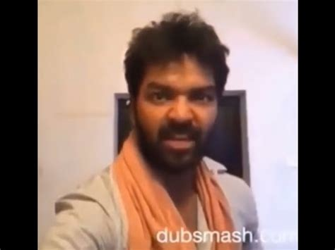 actress actor dubsmash dubsmash tamil actors and actress youtube