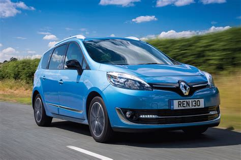 renault grand scenic renault grand scenic review autocar