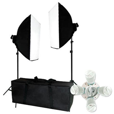 Softbox Lighting Kit 2000w photo studio continuous lighting kit