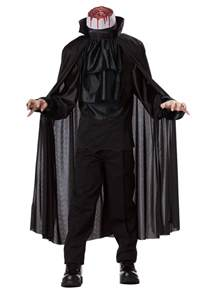 Scary Costumes For Kids Headless Horseman Costume For Kids