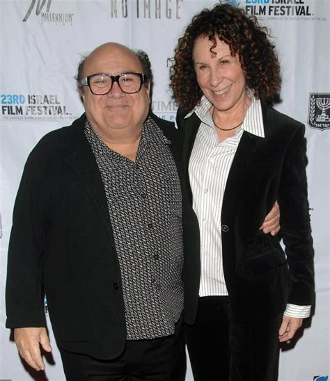 Danny And 30 Years Later by Danny Devito And Rhea Pearlman Split After 30 Years Of