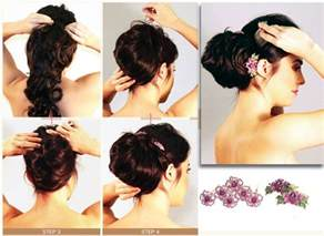 step bu step coil hairstyles wedding dresses amazing hair styles diy