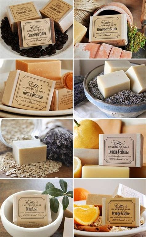 How To Price Handmade Soap - handmade soaps the colors bath products