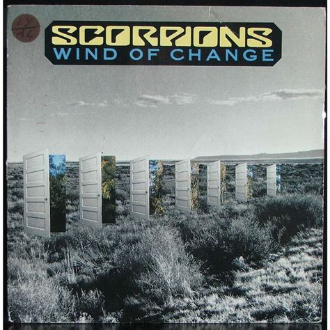 Winds Of Change wind of change de scorpions sp chez soulvintage59 ref