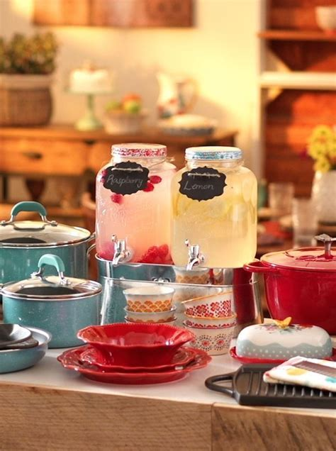 ree drummond cookware line at walmart bring your table to life the bright and stylish pioneer
