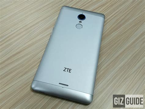Handphone Zte Blade A711 list of phones with fingerprint sensor 12k pesos
