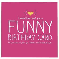 birthday wishes pink sting humorous cards happy birthdays