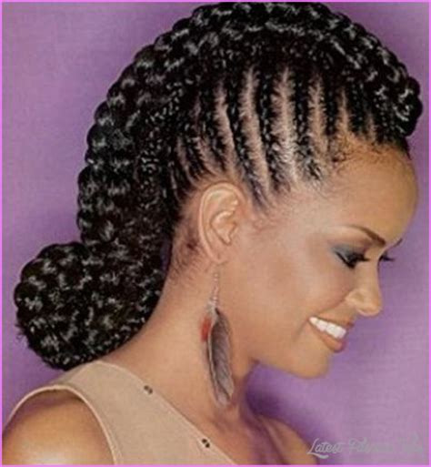 different nigerian hair styles for various shapes of face different african hairstyles latestfashiontips com