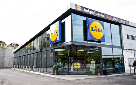 lidl bulgaria opens new store in sofia plans another