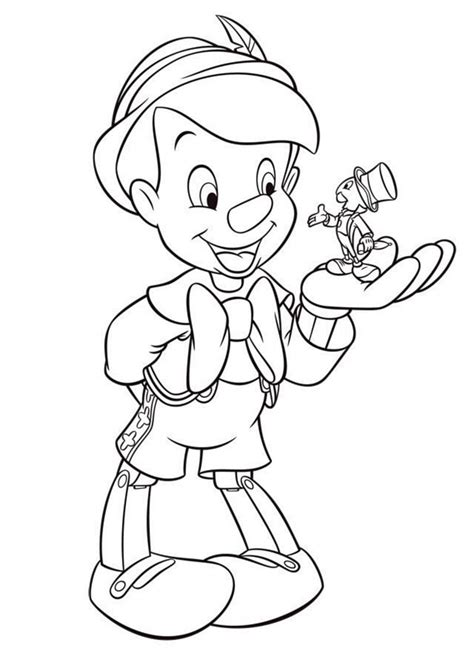 disney coloring pages pinocchio pinocchio colorare