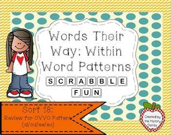 cvvc pattern ai oa ee ea 17 best ideas about unscramble words on pinterest