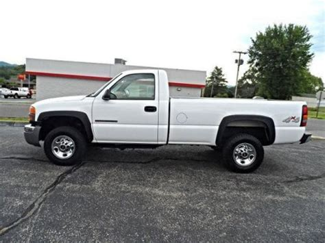how to work on cars 2006 gmc sierra 2500hd parking system purchase used 2006 gmc sierra 2500 work truck in 1001 e main st pulaski virginia united