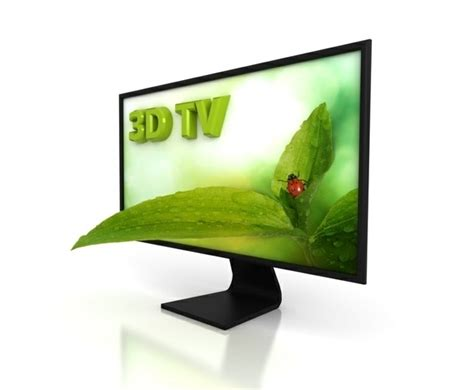 3 D Fernseher by 3d Fernseher Damit Wird Das Bild Lebendiger