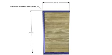 pier one corner cabinet free plans to build a pier one inspired rivet cabinet