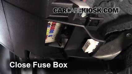 interior fuse box location: 2006 2012 toyota rav4 2010