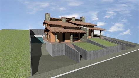 Progetto Casa Bifamiliare by Casa Bifamiliare A Basso Consumo Energetico Studio Pasin