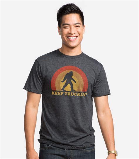 bigfoot truck t shirts keep truckin s bigfoot t shirt headline shirts