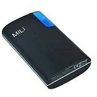 Mili Power Notebook mili power 5200mah black prices in india shopclues shopping store