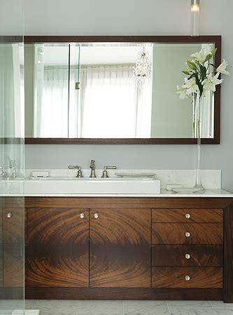 veneer bathroom cabinets contemporary bathroom sarah