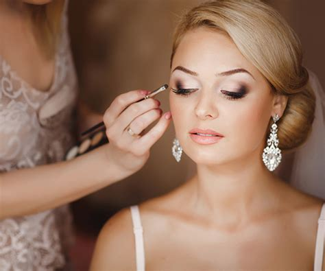 Wedding Day Makeup Trends 2016   417 Bride   Winter Spring