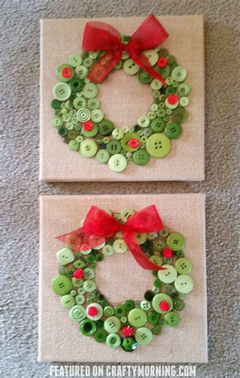 25 best ideas about easy christmas crafts on pinterest