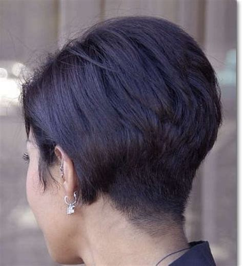 show me pictures of wedge cut or stacked haircut ask com wedge haircut picture