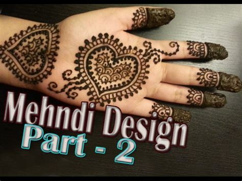 henna design courses mehndi design training tutorial 2 simple easy mehndi