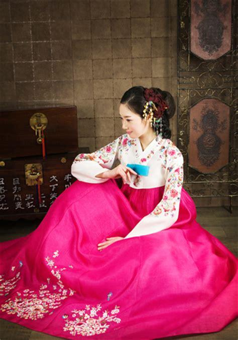 Korean Traditional Wedding Dresses   Pakistani & Indian