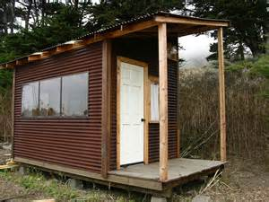 cabin cheery i like corrugated roofing used in corrugated tiny house tiny house swoon