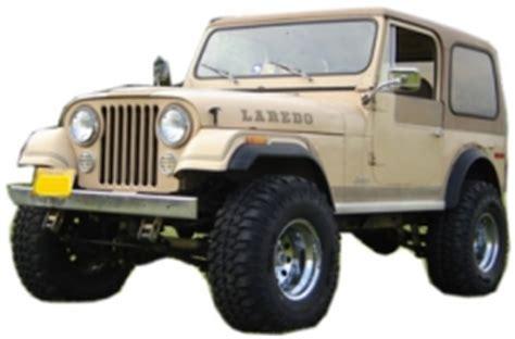 Fiberglass Jeep Jeep Cj7 Fiberglass Complete Kit
