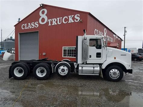 kenworth fuel truck for sale 2005 kenworth fuel trucks lube trucks for sale used