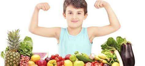 consejos basicos  una buena alimentacion infantil