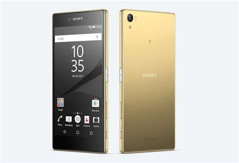 Xperia Z5 Premium Dual sony xperia z5 premium dual price review specifications