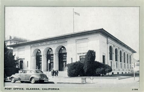 Alameda Post Office Hours by Alameda California Civic And Municipal Buildings