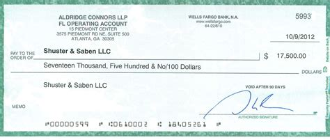 Wells Fargo Personal Checks Fargo Business Check Template