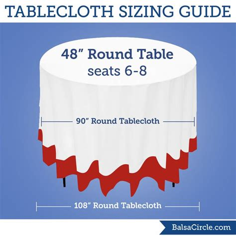 48 round table fite how many 17 best images about linen sizing guides on pinterest